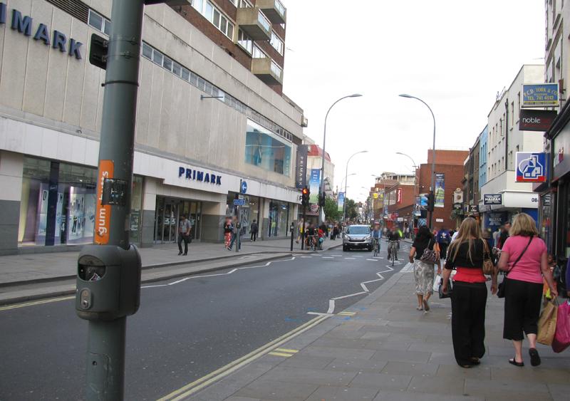 Edgware Road Street Vision Londonmagnet Com